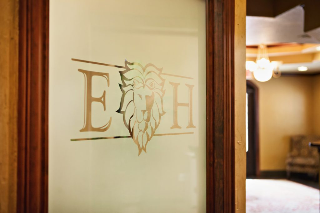 EH door